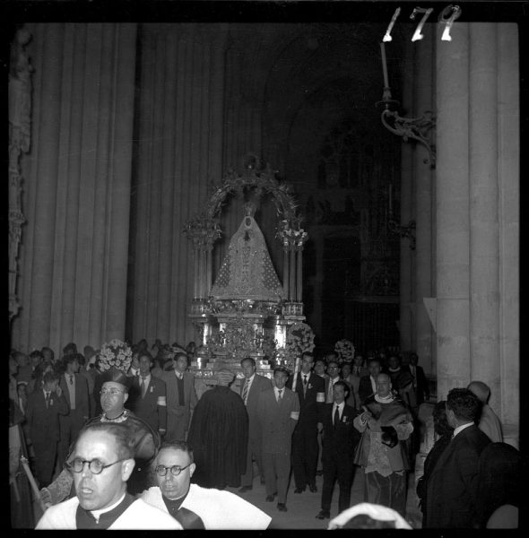 179 - TOLEDO - Santa Iglesia Catedral - Virgen del Sagrario