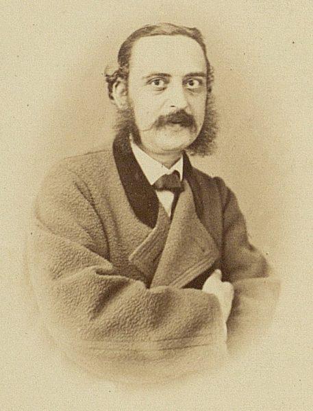 30 – Homenaje a Antonio Martín-Gamero (1823-1874), Cronista de Toledo