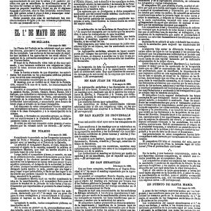 1892_El Socialista de  13 de mayo de  1892