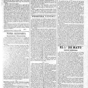 1906_La Idea de 5 de mayo 1906