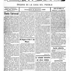 1928_El Proletario de 8 de mayo de 1928