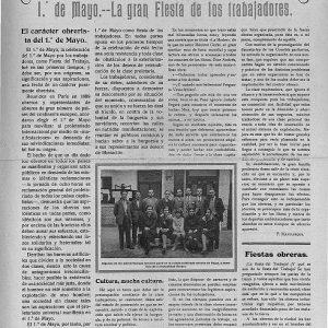 1929_El Proletario de 1 de mayo de 1929