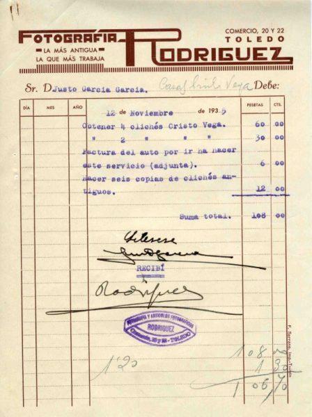 1935 Fotografía Rodríguez