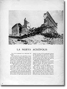 LA NUEVA ACRÓPOLIS - Joaquín Arrarás - 1941-9