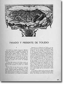 PASADO Y PRESENTE DE TOLEDO - Arístides Fernández Vallespín - 1942-23