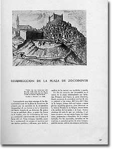 RESURRECCIÓN DE LA PLAZA DE ZOCODOVER - Arístides Fernández Vallespín - 1943-33