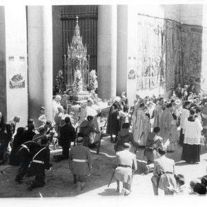 11 - Procesión del Corpus Christi en 1961