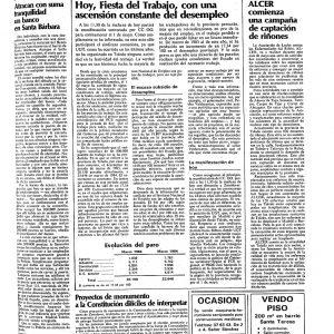 1984_YA de Toledo de 1 de mayo de 1984