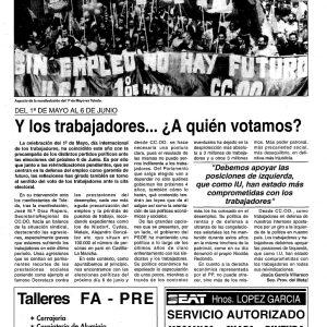 1993_Vecinos de 1 de mayo de 1993