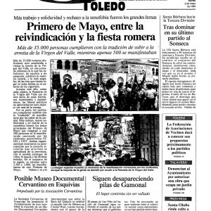 1995_YA de Toledo de 2 de mayo de 1995