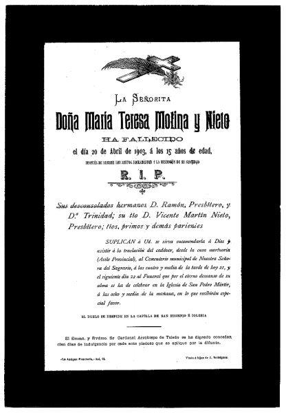 22 20-04-1903 María Teresa Molina y Nieto