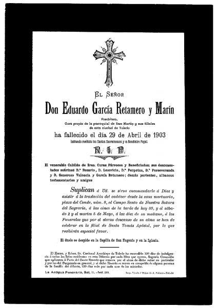 23 29-04-1903 Eduardo García Retamero y Marín