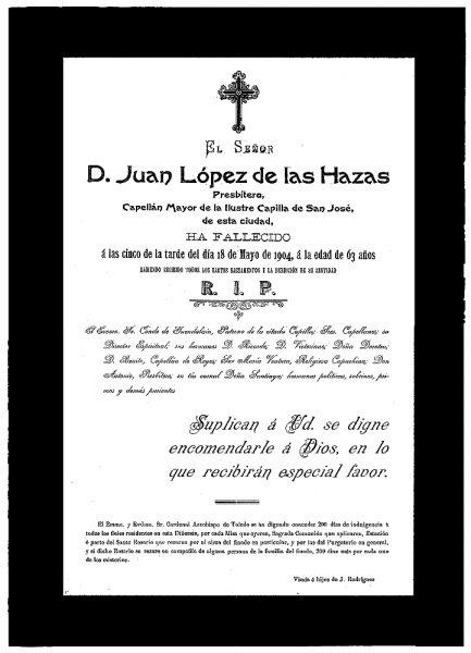 24 18-05-1904 Juan López de las Hazas