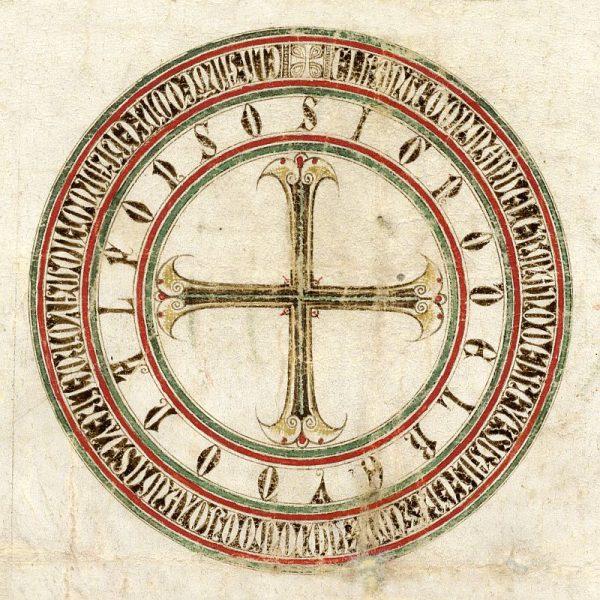 25 12-07-1262 Signo de Alfonso X