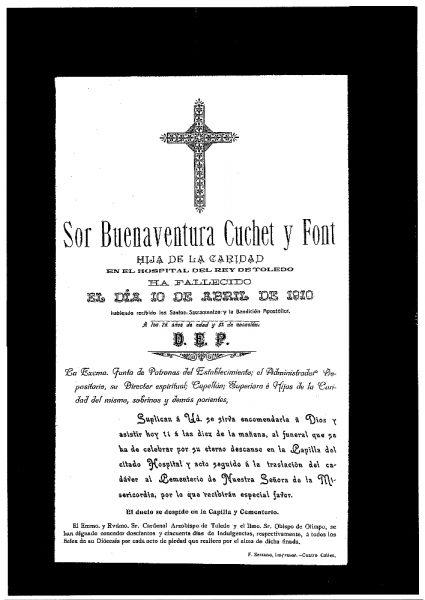 26 10-04-1910 Buenaventura Cuchet y Font