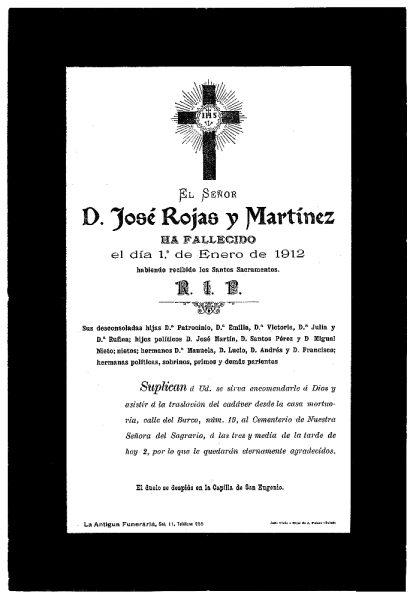 27 01-01-1912 José Rojas y Martínez