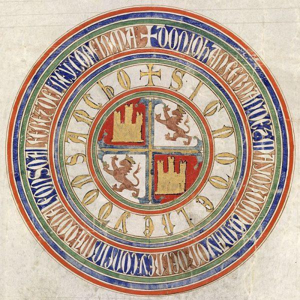27 18-12-1289 Signo de Sancho IV