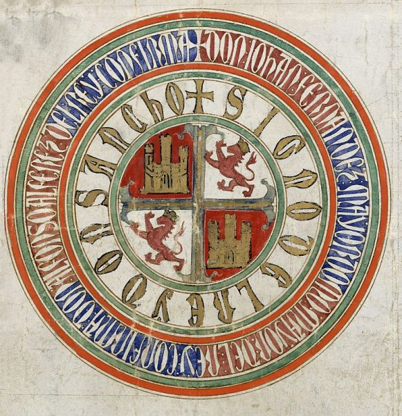 28 20-12-1289 Signo de Sancho IV