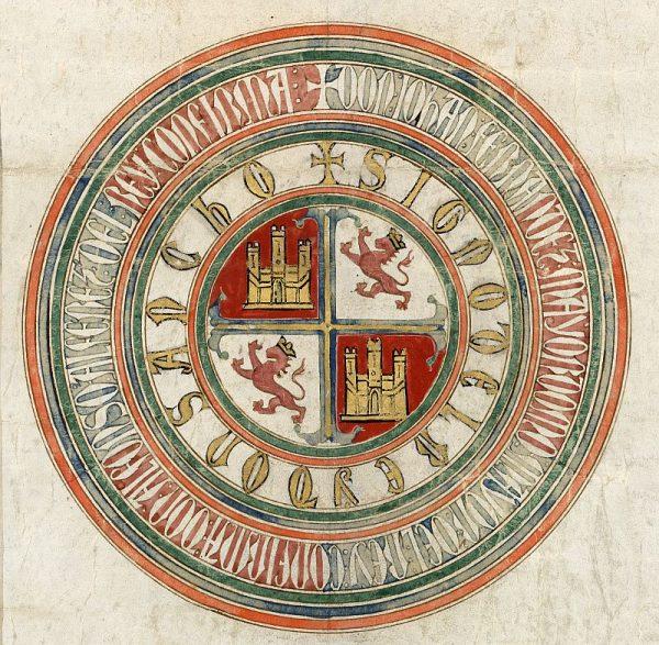 29 20-12-1289 Signo de Sancho IV