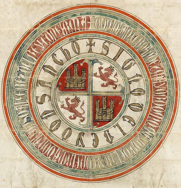 30 30-12-1289 Signo de Sancho IV