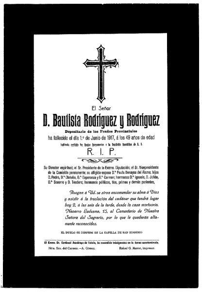 31 01-06-1917 Bautista Rodríguez y Rodríguez