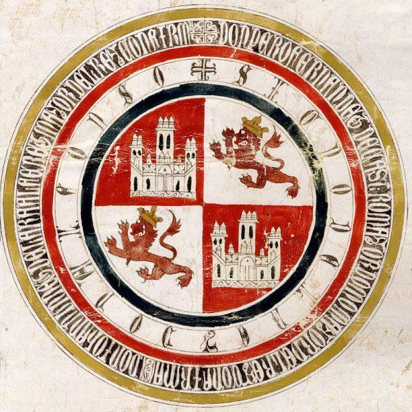 31 12-03-1333 Signo de Alfonso XI