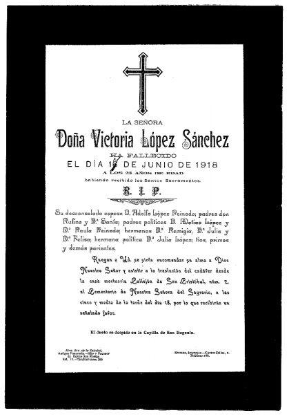 32 17-06-1918 Victoria López Sánchez