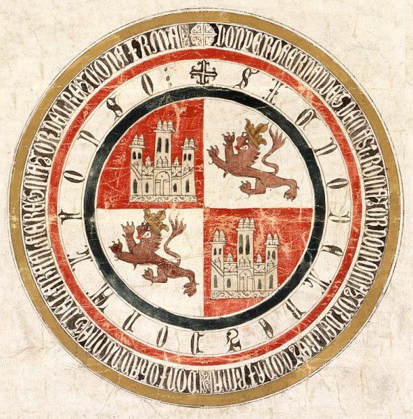 33 14-03-1333 Signo de Alfonso XI