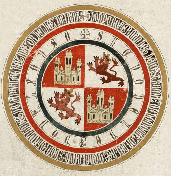 34 15-03-1333 Signo de Alfonso XI