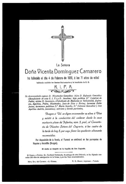 35 04-02-1920 Vicenta Domínguez Camarero