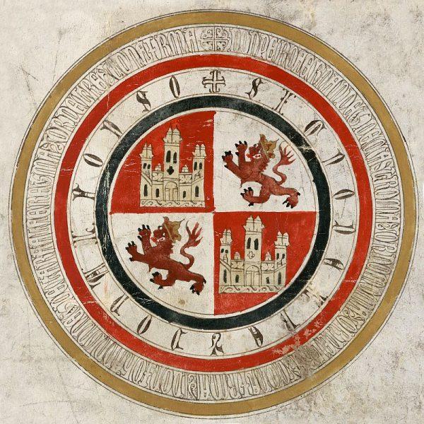 35 16-03-1333 Signo de Alfonso XI