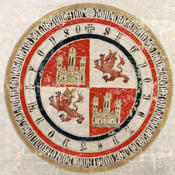 37 18-03-1333 Signo de Alfonso XI