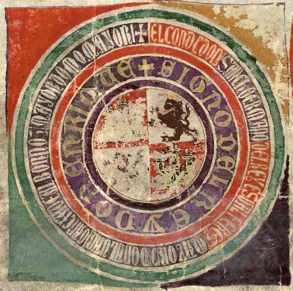 39 15-09-1371 Signo de Enrique II