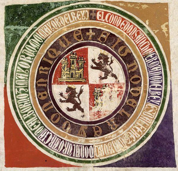 42 18-09-1371 Signo de Enrique II