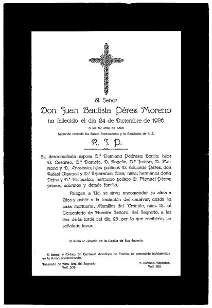 48 24-12-1926 Juan Bautista Pérez Moreno