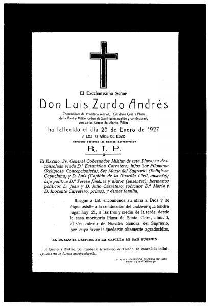 49 20-01-1927 Luis Zurdo Andrés