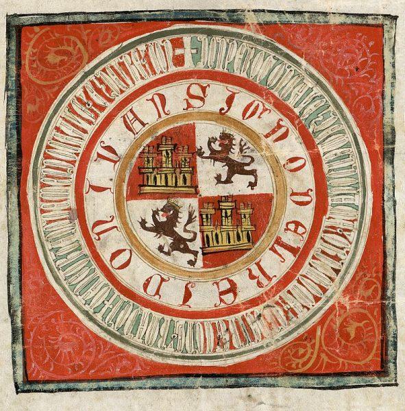 49 25-08-1379 Signo de Juan I
