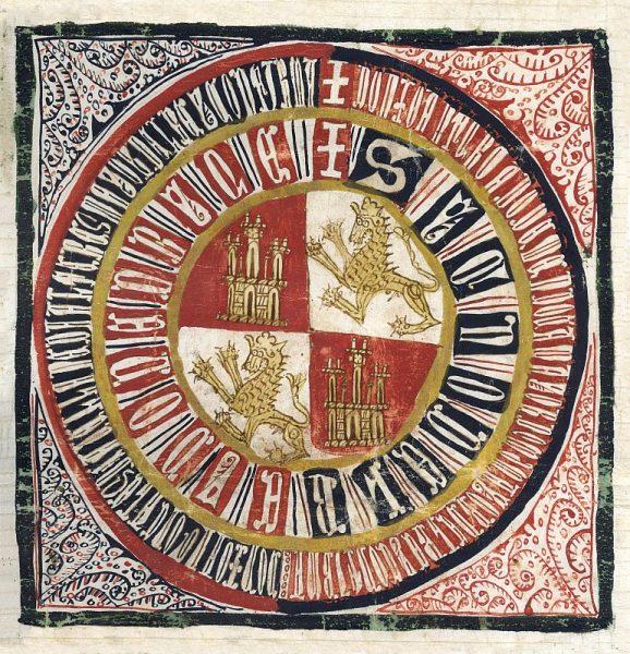 50 15-12-1393 Signo de Enrique III