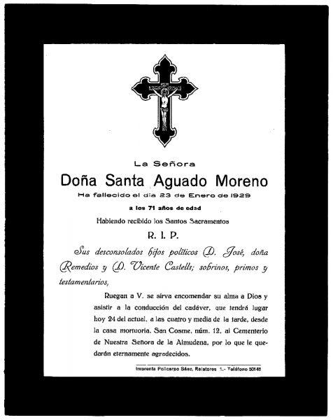 52 23-01-1929 Santa Aguado Moreno