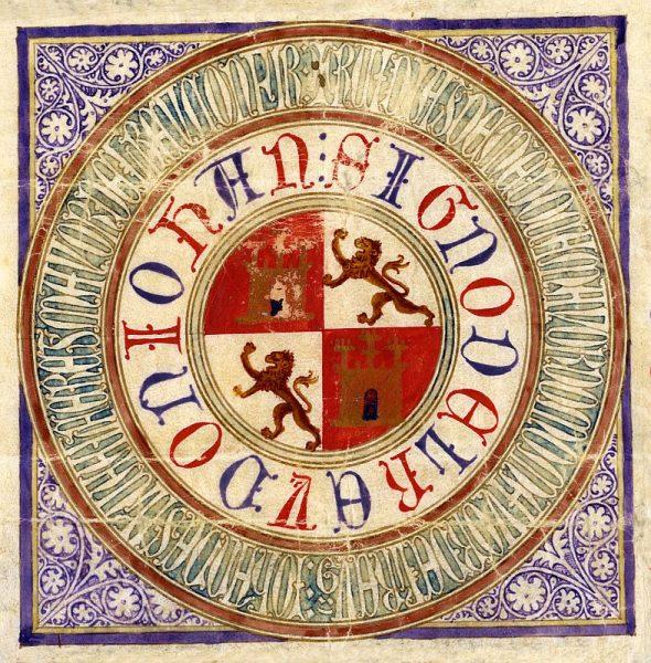 53 26-03-1434 Signo de Juan II