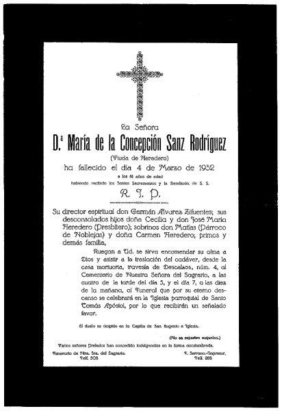 54 04-03-1932 María de la Concepción Sanz Rodríguez