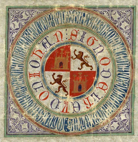 54 26-03-1434 Signo de Juan II