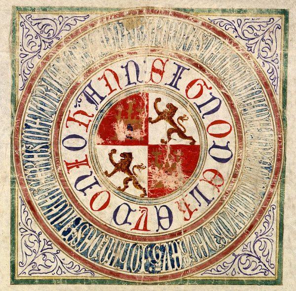 56 26-03-1434 Signo de Juan II