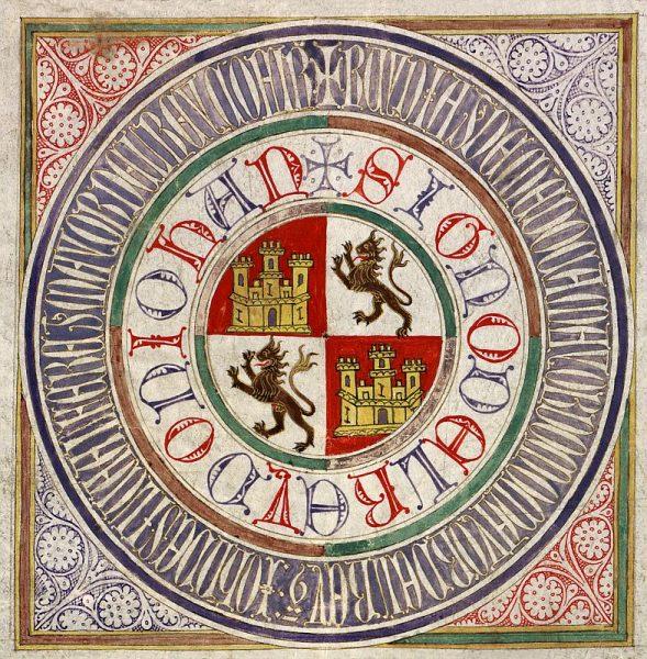 57 27-03-1434 Signo de Juan II