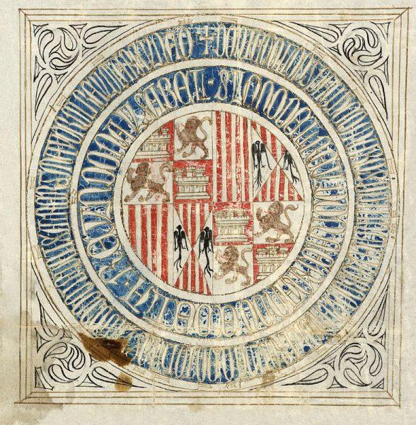 58 20-07-1480 Signo de los Reyes Católicos
