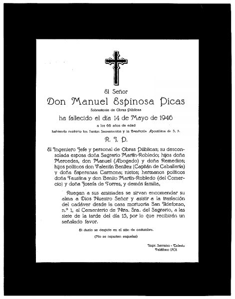 60 14-05-1946 Manuel Espinosa Picas