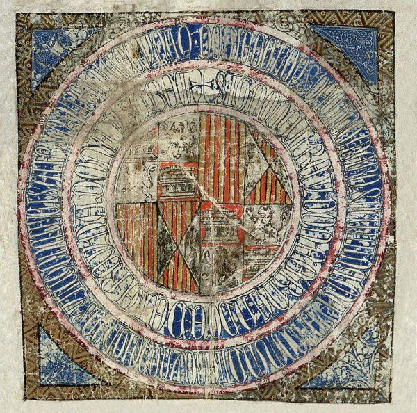 60 20-07-1480 Signo de los Reyes Católicos