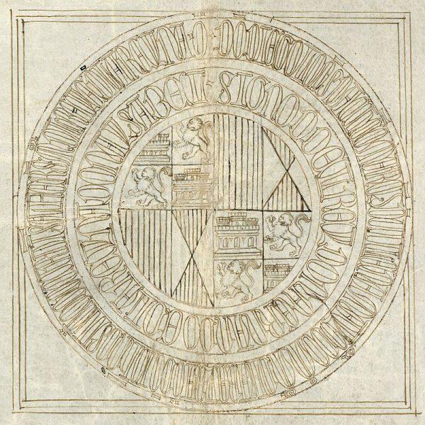 62 20-07-1480 Signo de los Reyes Católicos