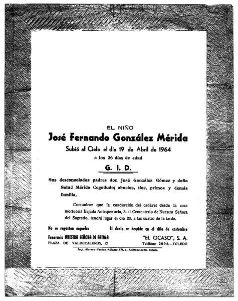 71 19-04-1964 José Fernando González Mérida