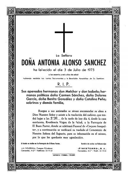 79 03-07-1973 Antonia Alonso Sánchez